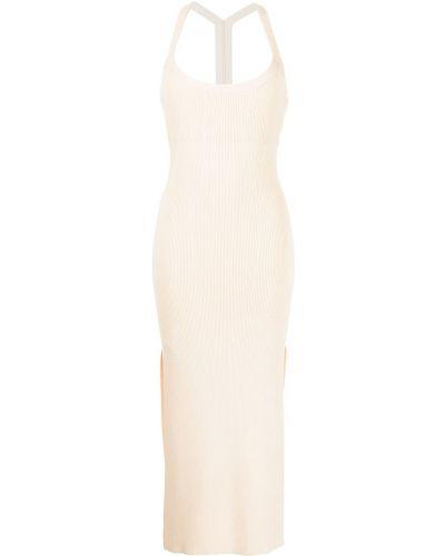 Платье в рубчик Manning Cartell