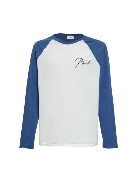 Niebieska koszula Rhude