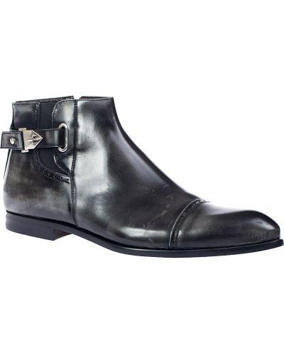 Кожаные ботинки осенние Cesare Paciotti