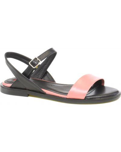 Кожаные сандалии - черные Alex Bell