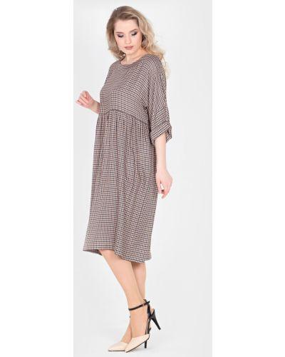 Летнее платье миди платье-сарафан Filigrana
