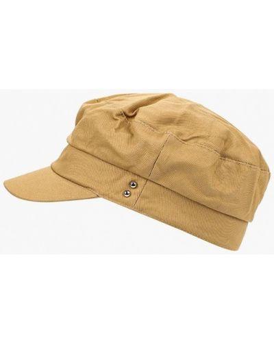 Бежевая кепка Topshop