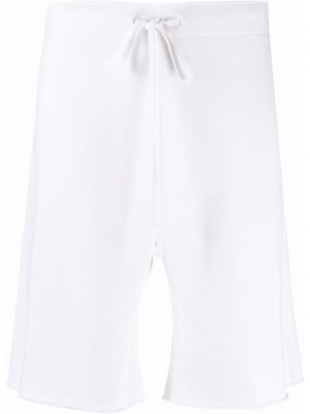 Белые хлопковые шорты Nili Lotan