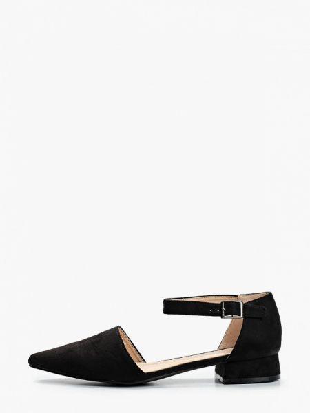 Черные туфли Go-go