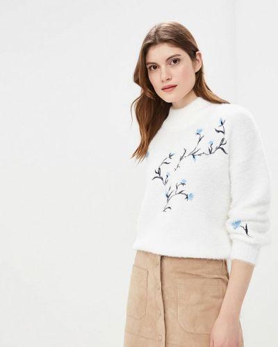 Белый свитер Zarina