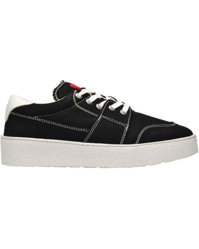 Czarne sneakersy Ami Paris
