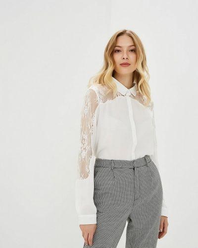 Блузка с длинным рукавом белая Art Love