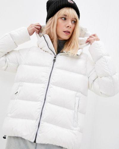 Белая куртка осенняя Colmar