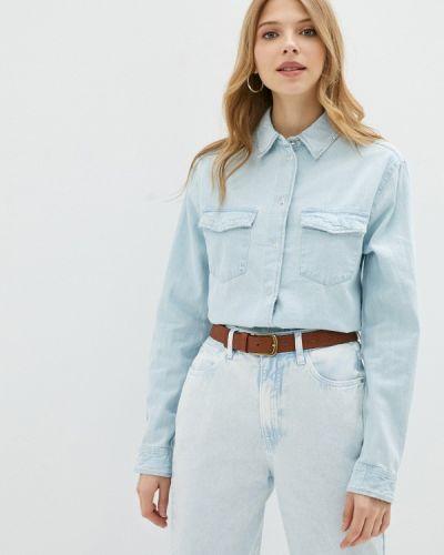 Джинсовая рубашка Guess Jeans