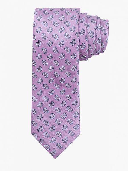 Фиолетовый галстук Angelo Bonetti