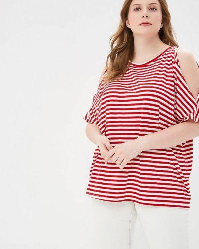 Красная футболка Dorothy Perkins Curve