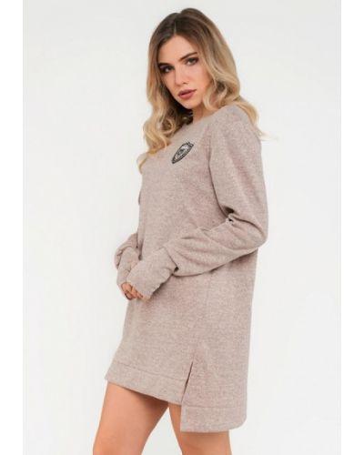 Платье платье-толстовка весеннее Modniy Oazis