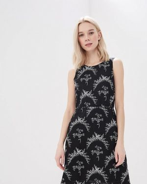 Платье черное Gap