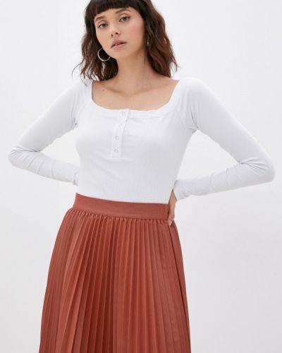 Белая зимняя блузка M,a,k You Are Beautiful