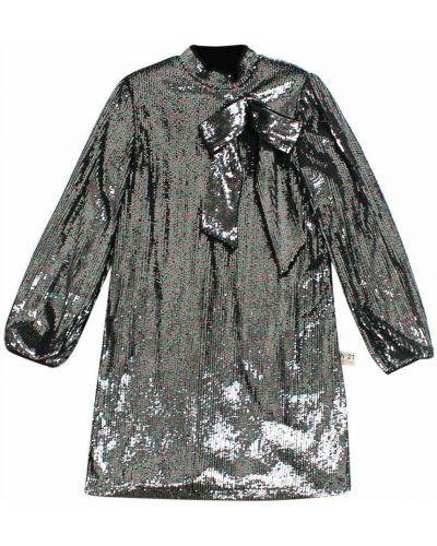 Szara sukienka N°21