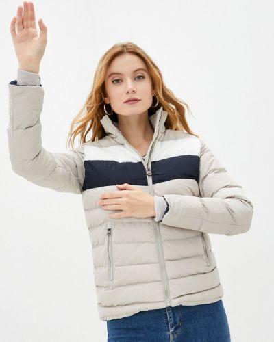 Утепленная куртка - серая Felix Hardy