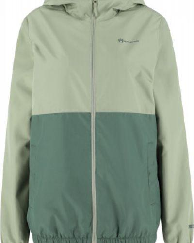 Прямая зеленая куртка на молнии Outventure