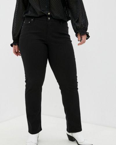 Черные прямые джинсы Lauren Ralph Lauren Woman