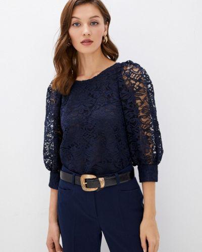 Блузка - синяя Vittoria Vicci