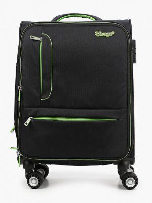Черный чемодан Verage
