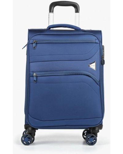 Дорожная сумка синий Verage