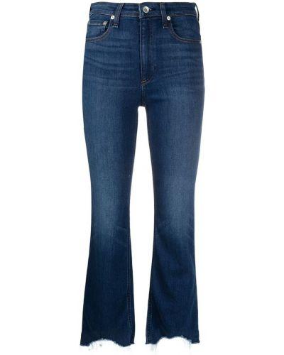 Niebieskie jeansy Rag & Bone