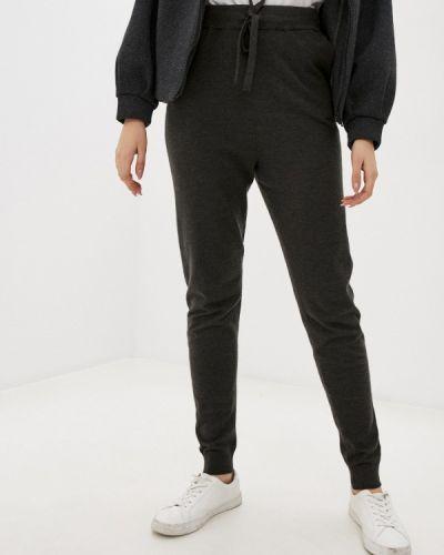 Повседневные серые брюки Ichi
