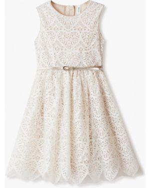 Платье на торжество золотое Acoola