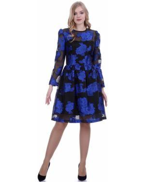 Платье на молнии платье-сарафан Lautus