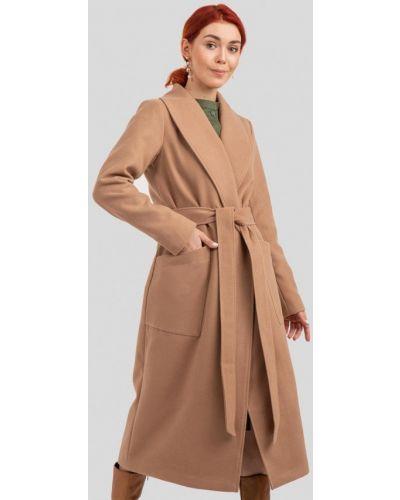 Пальто - бежевое Bessa
