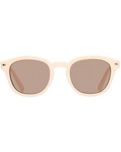 Różowe okulary Le Specs