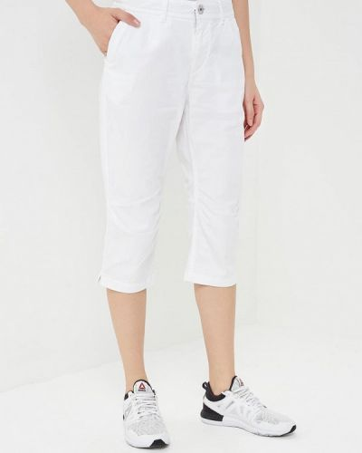 Белые брюки Luhta