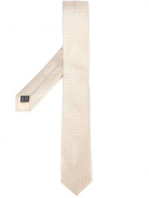 Jasnoróżowy jedwab krawat Fashion Clinic Timeless