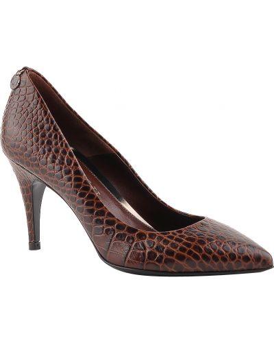 Коричневые туфли Loriblu