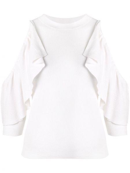 Топ белый с открытыми плечами See By Chloe