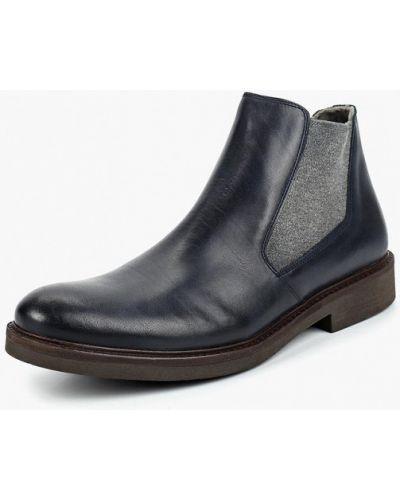 Ботинки челси кожаные осенние Floktar