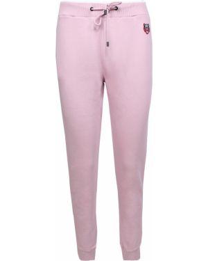 Спортивные брюки с накладными карманами с поясом Kenzo