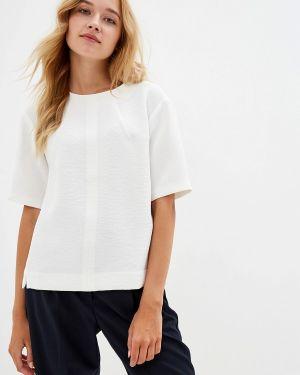 Блузка с коротким рукавом белая Woman Ego