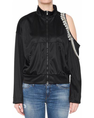 Кофта черная Forte Couture