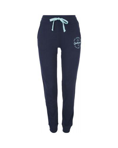 Спортивные брюки с поясом компрессионные Kappa