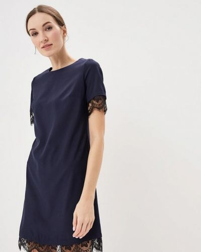 Платье индийский синее Indiano Natural