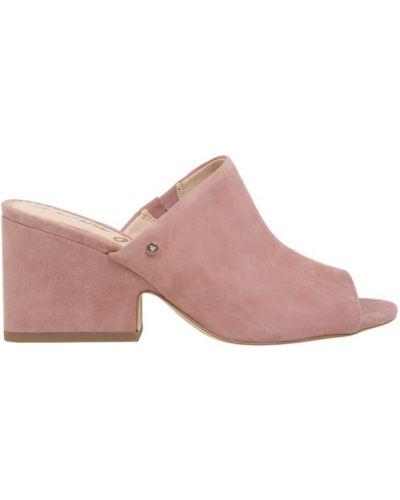 Różowe sandały Sam Edelman