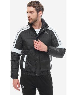 Куртка демисезонная черная Kappa