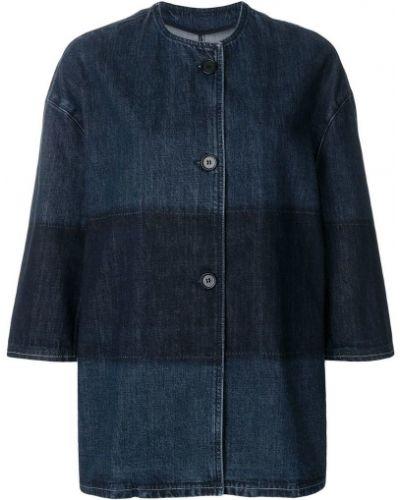 Синяя джинсовая куртка Marni