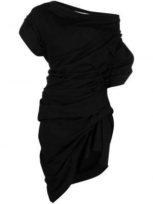 Платье мини короткое - черное Alexander Wang