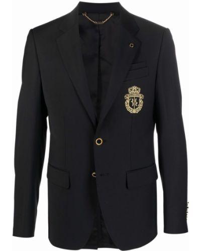 Шерстяной пиджак - черный Billionaire