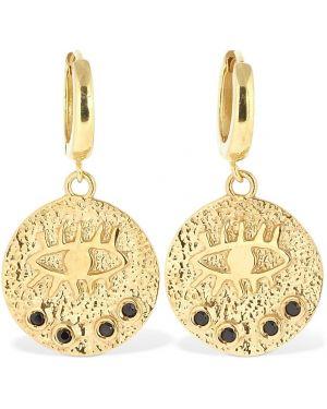 Kolczyki ze sztyftem kolczyki pierścionki srebrne Hermina Athens