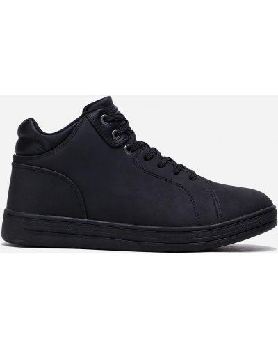 Ботинки - черные Lanetti