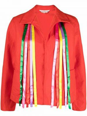 Красная куртка классическая Comme Des Garçons Girl