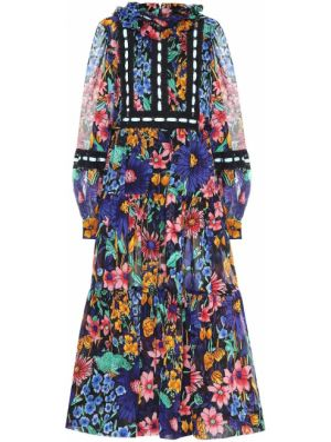 Хлопковое платье миди Marc Jacobs